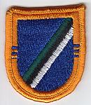 160th Avn Group 3rd Bn Special Operations flash me ns $3.00