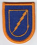 58th Aviation Rgt flash me ns $4.00