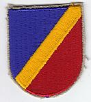 82nd Div Aviation flash ce ns $5.00