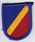 82nd Div Aviation flash me rfb (dark blue) $1.00