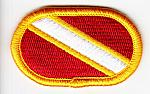 21st Engineer Bn oval me ns $3.50
