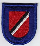 Airborne Infantry Flashes & Ovals