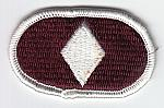 44th Medical Cmd wings oval me ns $3.25