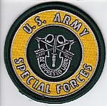 U.S. Army SF & SPOPS