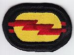 Ranger wings oval 2nd Bn me ns $3.25