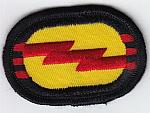 Ranger wings oval 3rd Bn me ns $3.25