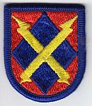 35th Signal Bde flash me ns $4.00