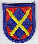 35th Signal Bde flash me rfb $2.00