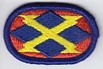 35th Signal Bde oval me ns $4.00