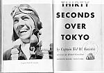 Thirty Seconds Over Tokyo 1943 by Capt. Ted Lawson hc $40.00