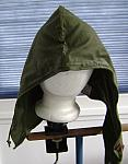 #48. Korea dated 1951 Field jacket hood small $10.00