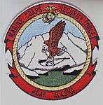 USMC Marine Corps Security Force ADAK Alaska ce ns $4.00