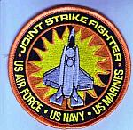 Joint Strike Fighter USAF USN USMC ns me $3.00