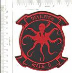 MALS-II Marine Aviation Logistics Sq ns me $3.50