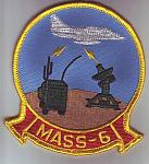 USMC Marine Air Support Sq MASS-6 me ns $4.00