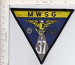 MWSG-31 Marine Wing Supt Group ns me $3.00