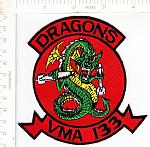 VMA -133 DRAGONS NS CE $5.00