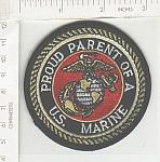 USMC Proud Parent Of  Marine me ns $3.25