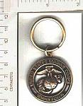 Key Ring Metal USMC U.S. Marines $4.00