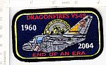 DRAGONFIRES VS-29 1960-2004 NS ME $3.00