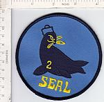SEAL Team 2 type 1 me ns $4.25