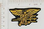 SEAL small color patch ce ns $3.00