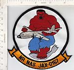 Naval Reserve NAS Jacksonville-0167 ce ns $4.00