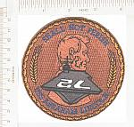 "USS Abe lincoln CV 72 ""Shall Not Perish"" ce ns $3.00"