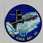 Naval Submarine Base Kings Bay Georgia me ns $3.50