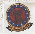 USS Independence ce ns $5.00