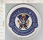 USN Rescue Swimmer white me ns $4.49