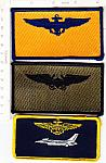 Pilot Badge Set 10 all me ns $ 9.00