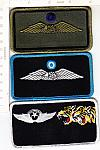 Pilot Badge Set #1 all me ns $ 9.00