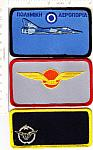 Pilot Badge Set #3 all me ns $ 9.00