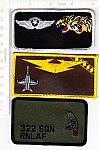 Pilot Badge Set #5  all me ns me $ 9.00