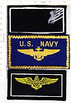 Pilot Badge Set #6  me ns me $ 9.00