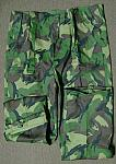 Pic #2 Desert Storm British( ?)  Camo Jacket & Pants new $100.00