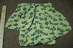 U.S. Special Forces camo neck scarf Vietnam used $100.00