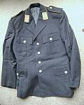 East German Air Force tunic (u762) size 1 $25.00