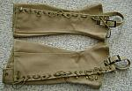 WW 2 Army canvass leggings (pair) $20.00