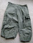 U.S. Army Nurse Vietnam 1968 pants side pockets$25.00