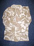 Army ODS United Kingdom DRM jacket $40.00