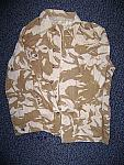 Army ODS United Kingdom DPM jacket M-S $40.00