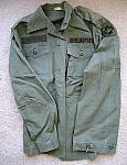 Vietnam U.S. Army Nurse  1st pattern jacket (352)$25.00