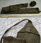 WW 2 uniform wool leg wraps (pair) RARE $40.00